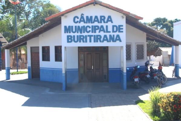A Câmara municipal de Buritirana realizou nesta ultima quarta feira dia 24/06 uma sessão Extraordina